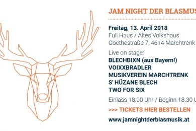 Jam Night der Blasmusik