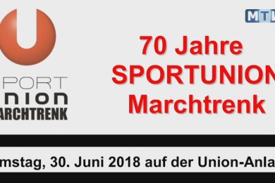 70 Jahre Sportunion Marchtrenk
