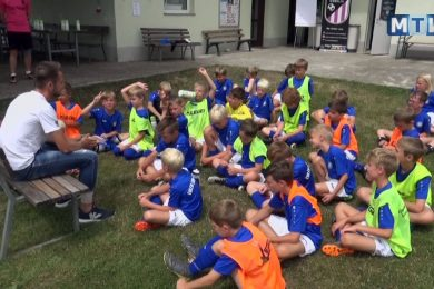 Eulen Fußball Camp Oftering 2019