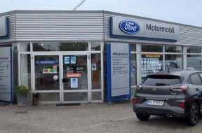 Ford Motorrmobil Marchtrenk