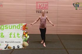 Gsund fit Anita Müller Bodega workout